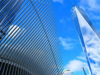 Diferencias entre el New York Sightseeing Flex Pass y el New York Explorer Pass - One World Observatory View