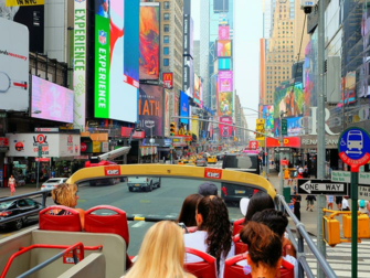 Diferencias entre el New York Sightseeing Day Pass y el New York Pass - Hop on Hop off Bus