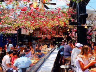 Restaurantes en Nueva York - Birreria