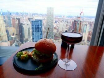 Restaurantes en Nueva York - Una copa en Manhatta