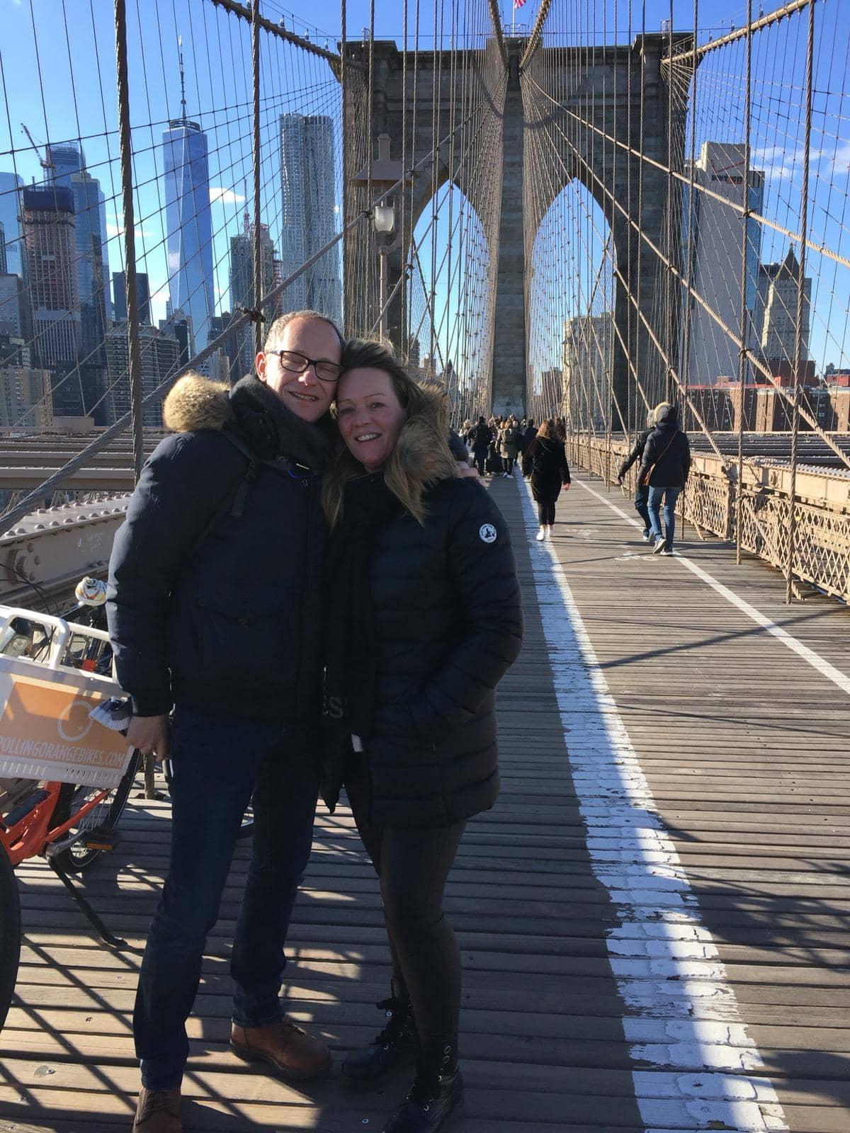 Gana un viaje a Nueva York - Brooklyn Bridge