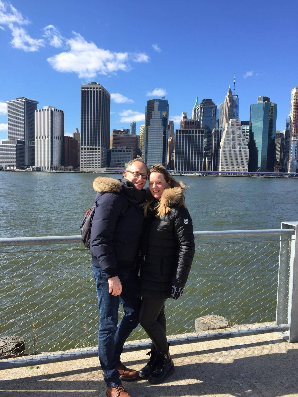 Gana un viaje a Nueva York - Skyline