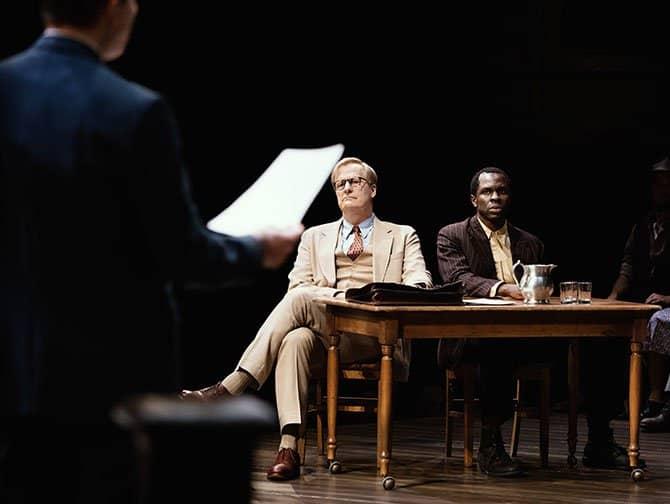 Tickets para To Kill a Mockingbird en Broadway - Juicio