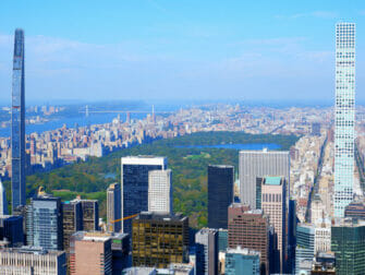 Tickets para The Summit One Vanderbilt - Vistas de Central Park
