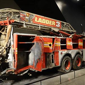 Top 10 atracciones en Nueva York - Museo del 11-S