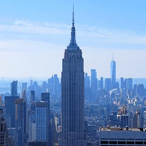 Top 10 atracciones en Nueva York - Empire State Building