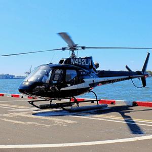 Top 10 atracciones en Nueva York - Vuelo en helicóptero