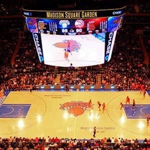 Top 10 atracciones en Nueva York - New York Knicks