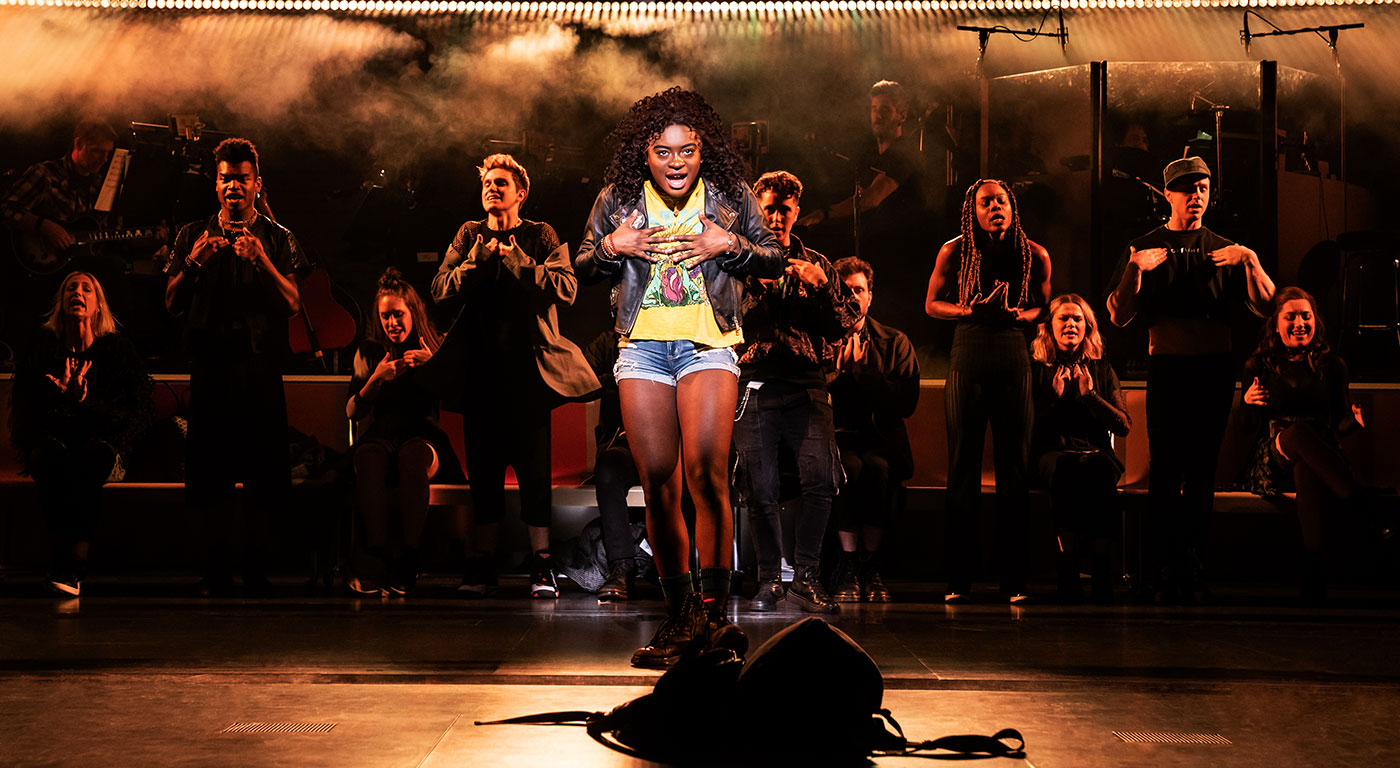 Tickets para Jagged Little Pill en Broadway - Frankie