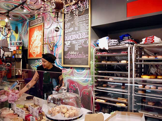 Donut tour en Nueva York - Doughnut Project