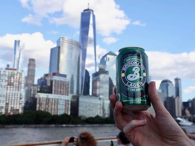 Crucero Happy Hour en Nueva York - Bebidas