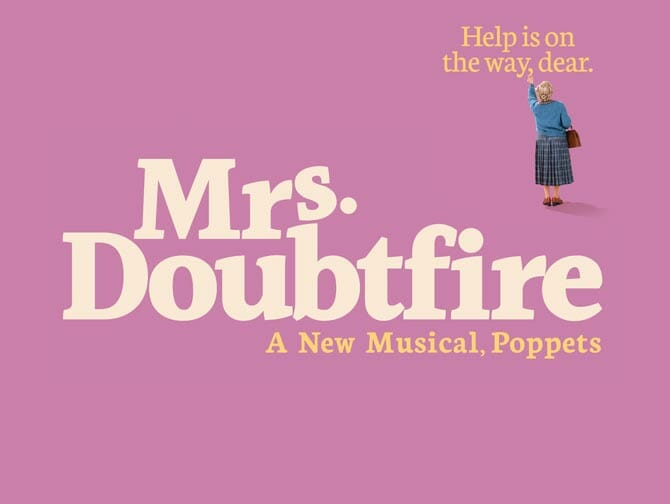 Tickets para Mrs. Doubtfire en Broadway
