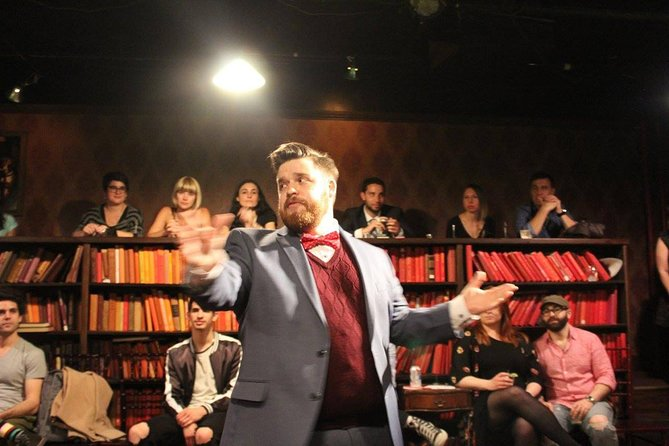 Tickets para Drunk Shakespeare en Nueva York - Actuación