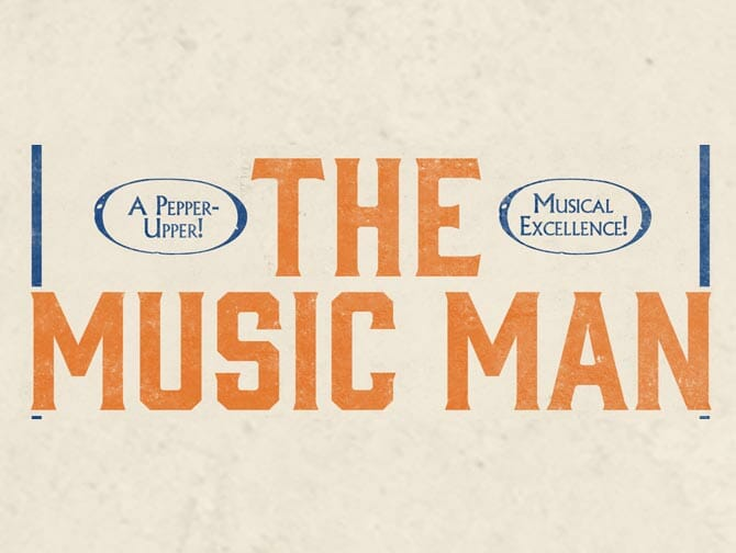 Tickets para The Music Man en Broadway