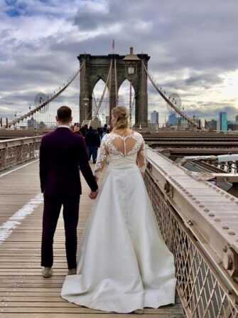 Fotógrafo de bodas en Nueva York - Brooklyn Bridge