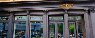 Harry Potter Store en Nueva York