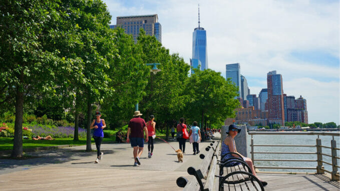 Hudson River Park – Zoom