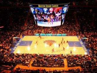 Tickets para los New York Knicks Madison Square Garden