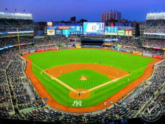 El Bronx en Nueva York - New York Yankees