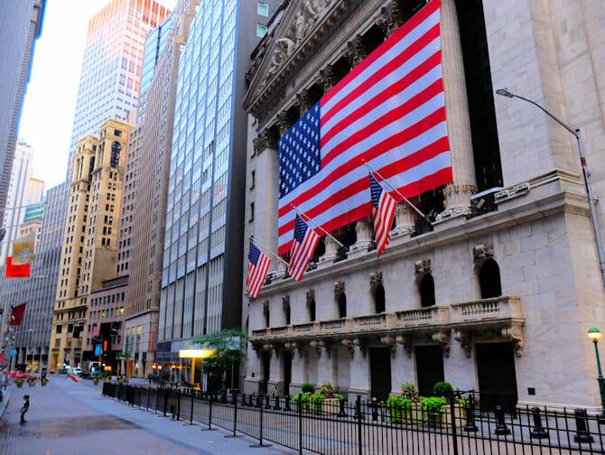 Lower Manhattan y el Financial District en Nueva York