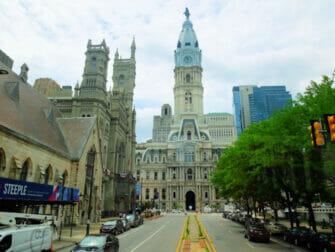 Pases para atracciones en Filadelfia - City Hall