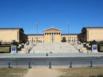 Pases para atracciones en Filadelfia - Rocky Steps