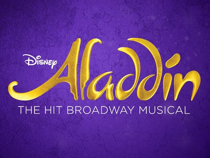 Tickets para Aladdin en Broadway