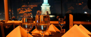 Cruceros con cena en Nueva York