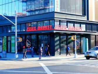 Lower East Side en Nueva York - Essex Market