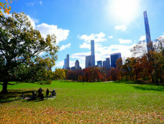 Parques en Nueva York - Central Park
