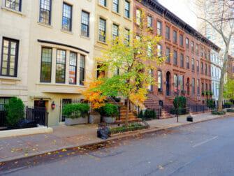 Upper East Side en Nueva York - Casas