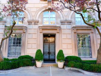 Upper East Side en Nueva York - Mansión