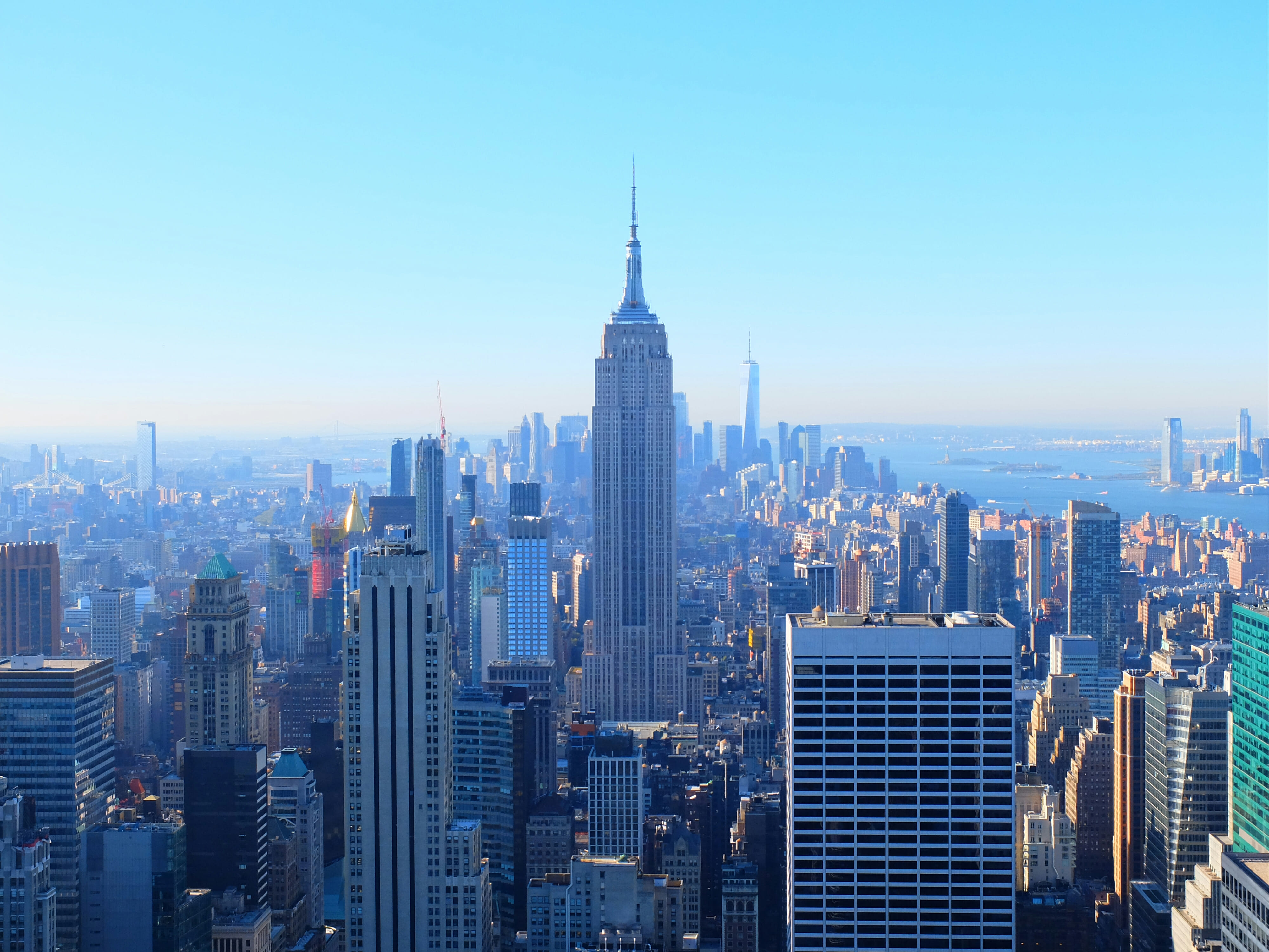 Empire State Building High Quality Wallpaper