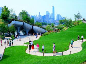 Little Island en Nueva York - Oasis verde