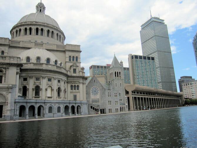 Pases para atracciones en Boston - Edificios de interés