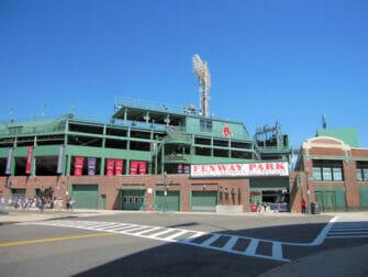 Pases para atracciones en Boston - Fenway Park