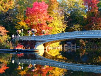 Localizaciones de películas en Nueva York - Avengers Central Park