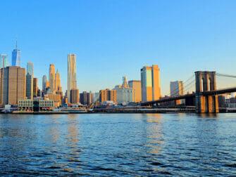 Localizaciones de películas en Nueva York - Brooklyn Bridge