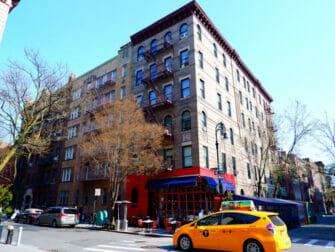 Localizaciones de películas en Nueva York - Friends