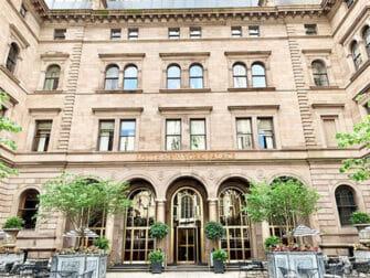 Filming Locations in New York Gossip Girl