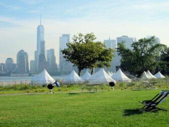 Governors Island en Nueva York - Tiendas