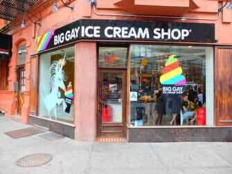 Las mejores heladerías de Nueva York - Big Gay Ice Cream