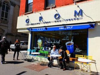 Las mejores heladerías de Nueva York - Grom