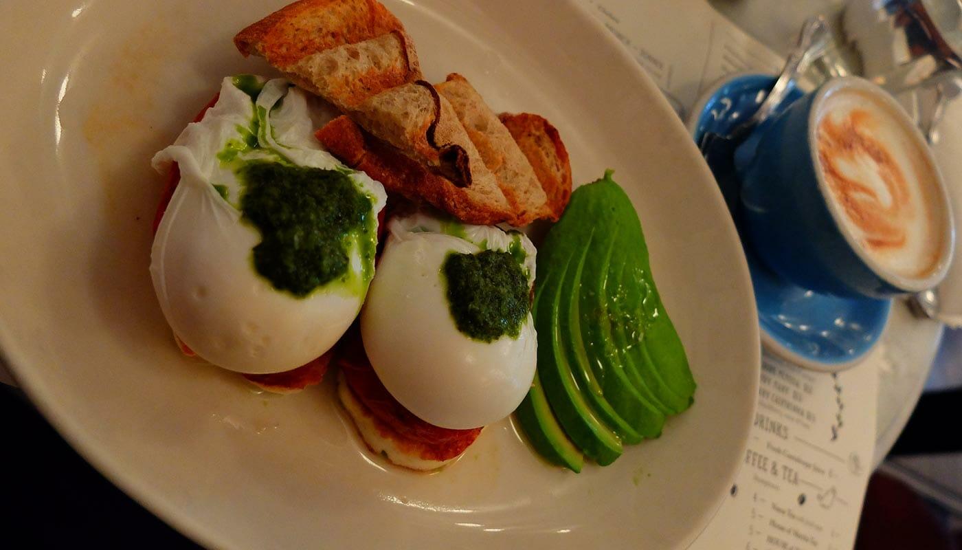 Almuerzo en Nueva York - Jacks Wife Freda