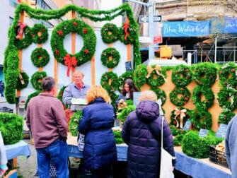 Mercados navideños en Nueva York - Navidad Union Square