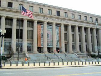 Pases para atracciones en Washington D C - Edificios