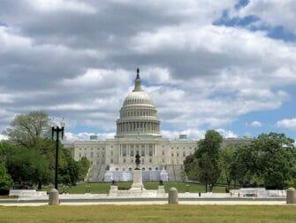 Pases para atracciones en Washington D C - Capitolio