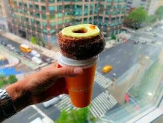 Los mejores donuts de Nueva York - Dominique Ansel Bakery