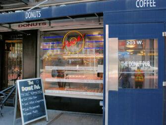 Los mejores donuts de Nueva York - The Donut Pub