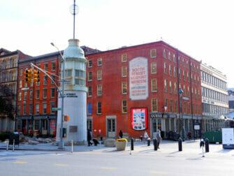 South Street Seaport en Nueva York - Museo